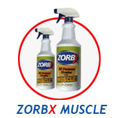 ZORBX Muscle All Purpose Cleaner  1150xm